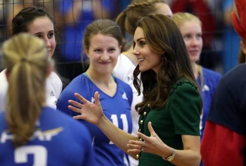 Kate Middleton, gli abiti indossati in Canada 2