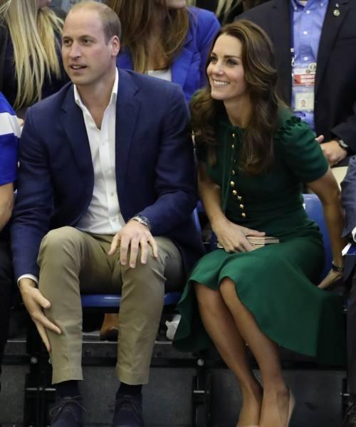 Kate Middleton, gli abiti indossati in Canada 11