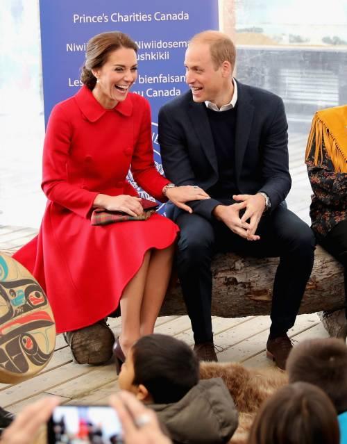 Kate Middleton, gli abiti indossati in Canada 13