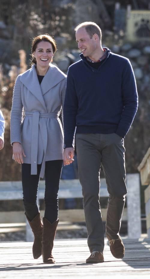 Kate Middleton, gli abiti indossati in Canada 15