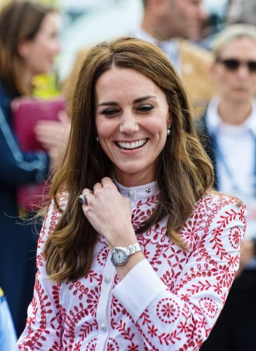 Kate Middleton, gli abiti indossati in Canada 16