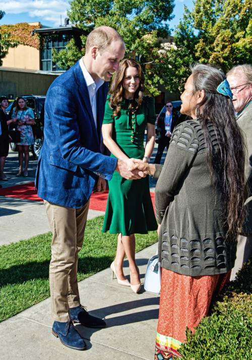 Kate Middleton, gli abiti indossati in Canada 14