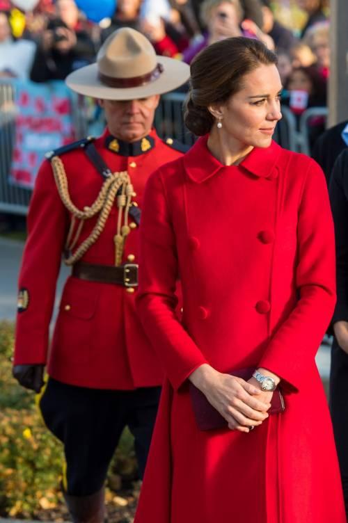 Kate Middleton, gli abiti indossati in Canada 18