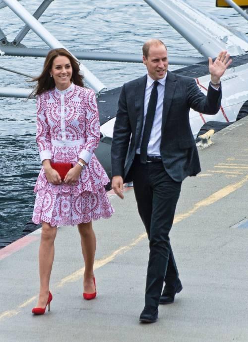 Kate Middleton, gli abiti indossati in Canada 19