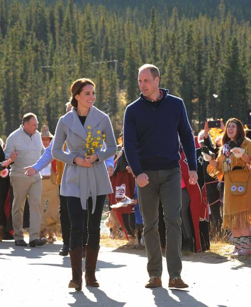 Kate Middleton, gli abiti indossati in Canada 3