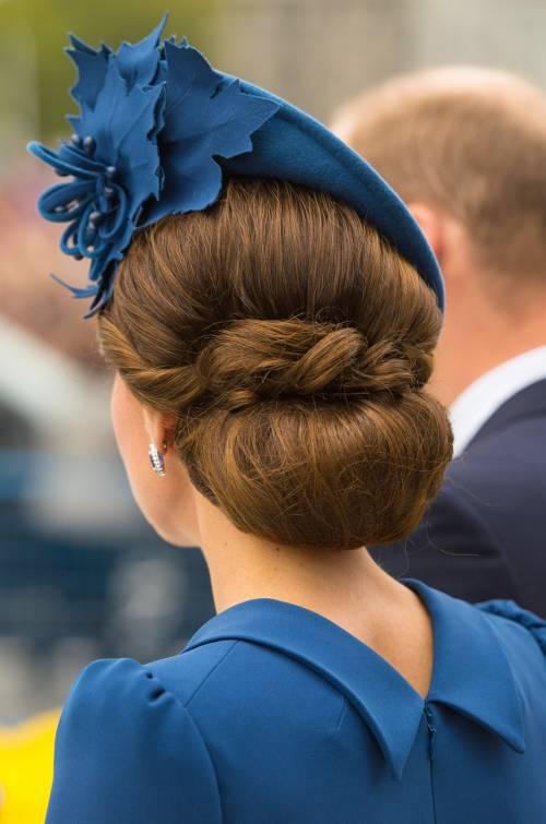 Kate Middleton, gli abiti indossati in Canada 22
