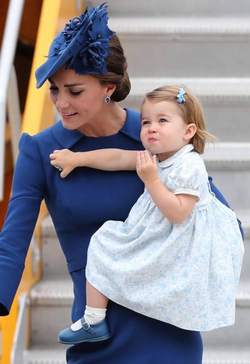 Kate Middleton, gli abiti indossati in Canada 23