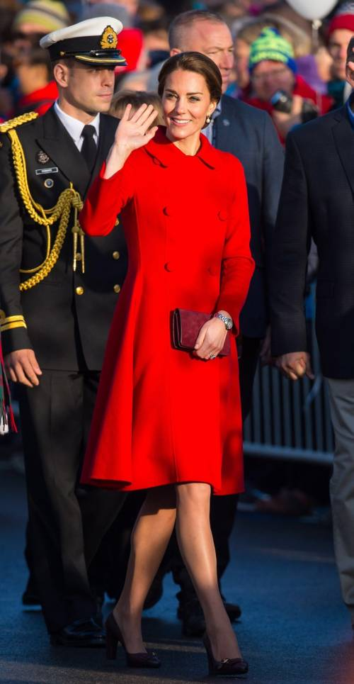 Kate Middleton, gli abiti indossati in Canada 26