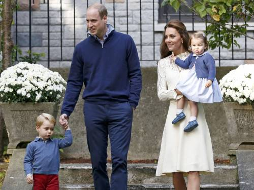 Kate Middleton, gli abiti indossati in Canada 30