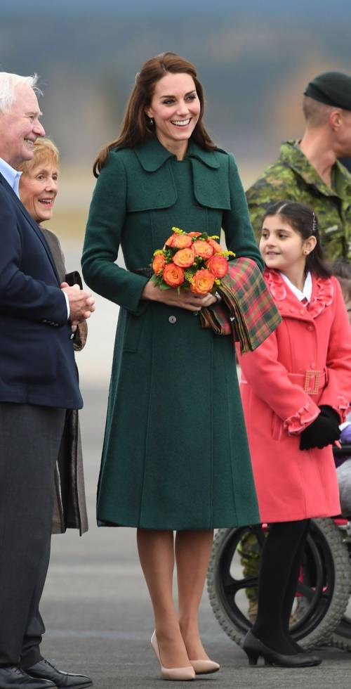 Kate Middleton, gli abiti indossati in Canada 31