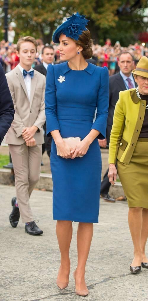 Kate Middleton, gli abiti indossati in Canada 32
