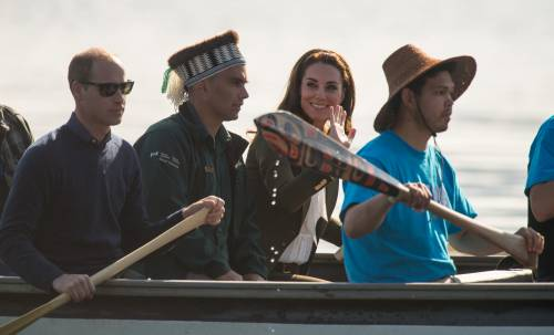 Kate Middleton, gli abiti indossati in Canada 33