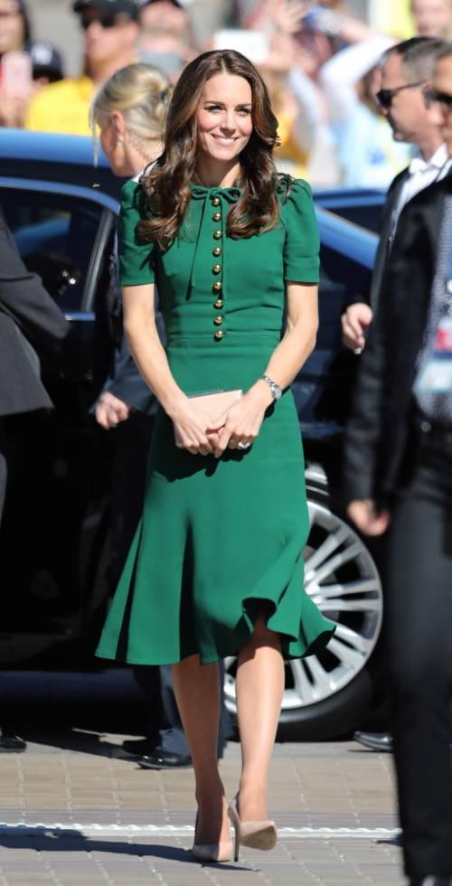 Kate Middleton, gli abiti indossati in Canada 37
