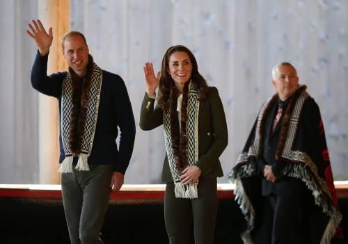 Kate Middleton, gli abiti indossati in Canada 36