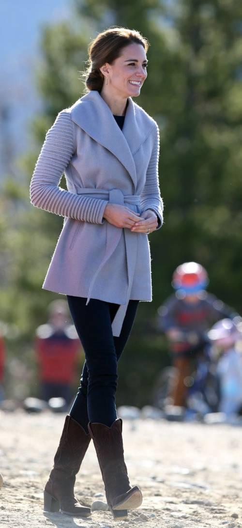Kate Middleton, gli abiti indossati in Canada 38