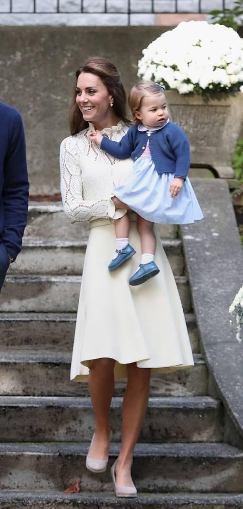 Kate Middleton, gli abiti indossati in Canada 39
