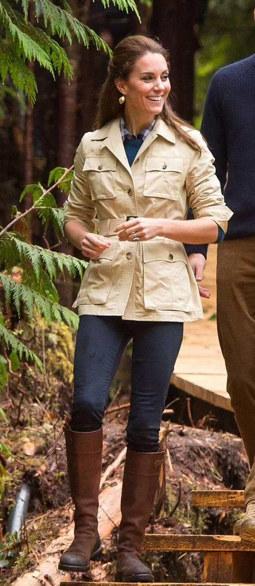 Kate Middleton, gli abiti indossati in Canada 40
