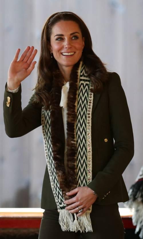 Kate Middleton, gli abiti indossati in Canada 21