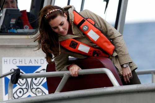 Kate Middleton, gli abiti indossati in Canada 42
