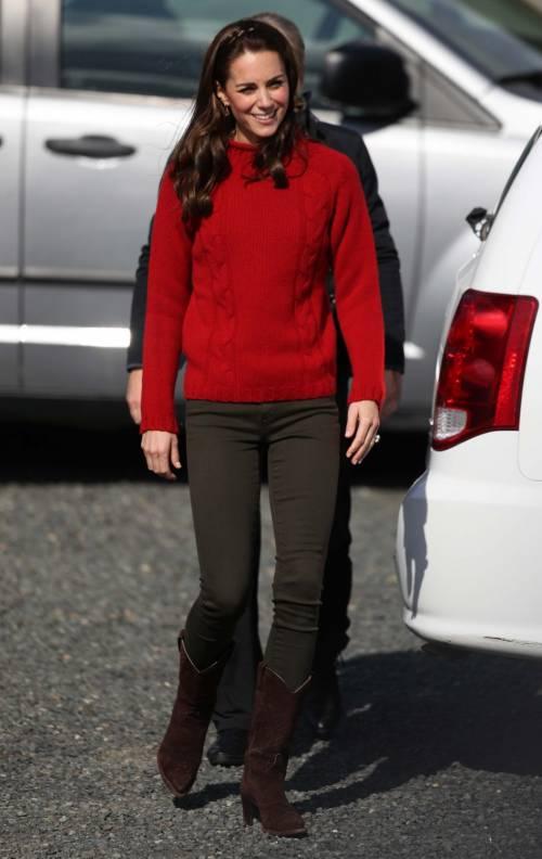 Kate Middleton, gli abiti indossati in Canada 44