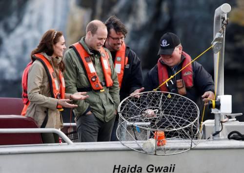 Kate Middleton, gli abiti indossati in Canada 48