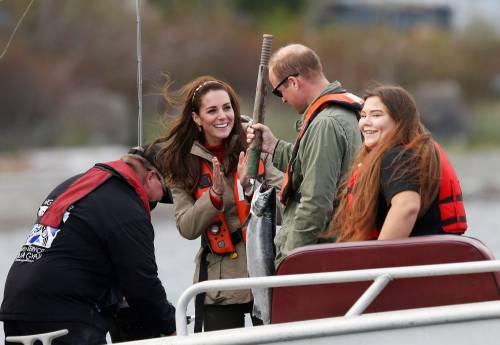 Kate Middleton, gli abiti indossati in Canada 49