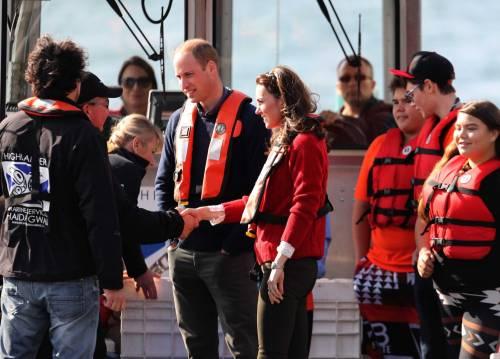 Kate Middleton, gli abiti indossati in Canada 47
