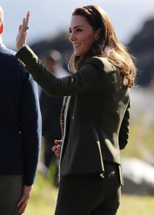 Kate Middleton, gli abiti indossati in Canada 51