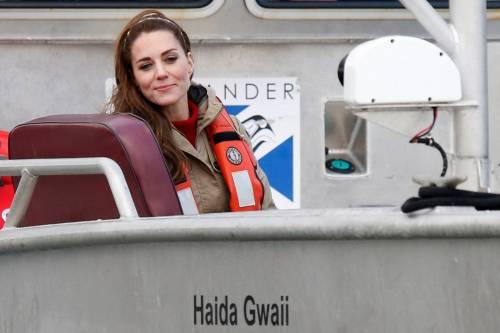 Kate Middleton, gli abiti indossati in Canada 50