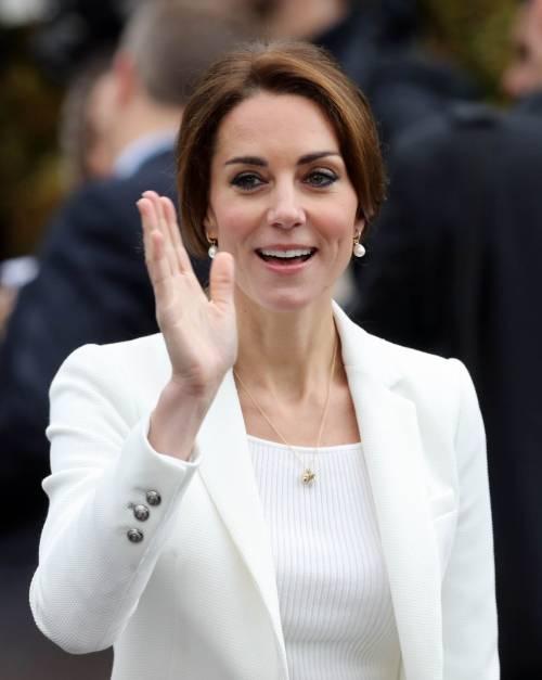 Kate Middleton, gli abiti indossati in Canada 52