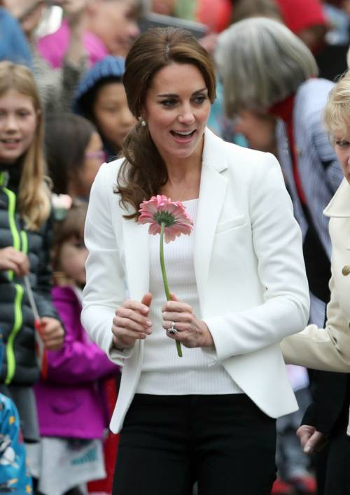 Kate Middleton, gli abiti indossati in Canada 55
