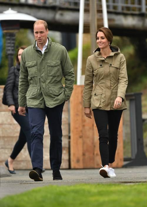Kate Middleton, gli abiti indossati in Canada 54