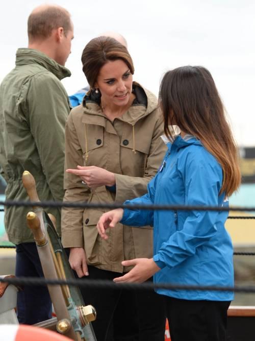 Kate Middleton, gli abiti indossati in Canada 41