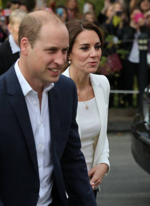 Kate Middleton, gli abiti indossati in Canada 58