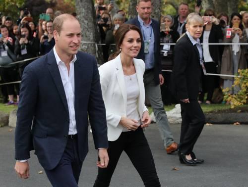 Kate Middleton, gli abiti indossati in Canada 59