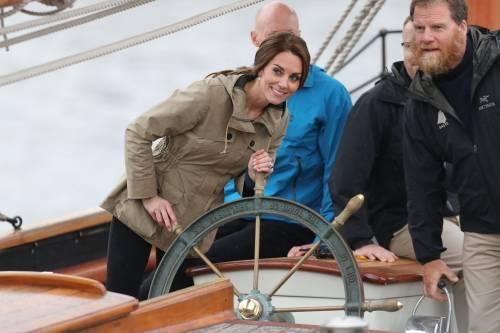 Kate Middleton, gli abiti indossati in Canada 61