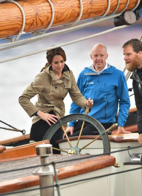 Kate Middleton, gli abiti indossati in Canada 63