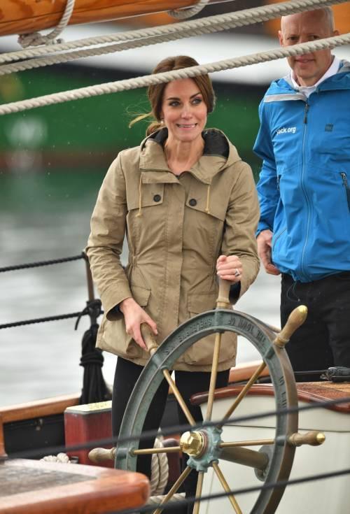Kate Middleton, gli abiti indossati in Canada 64