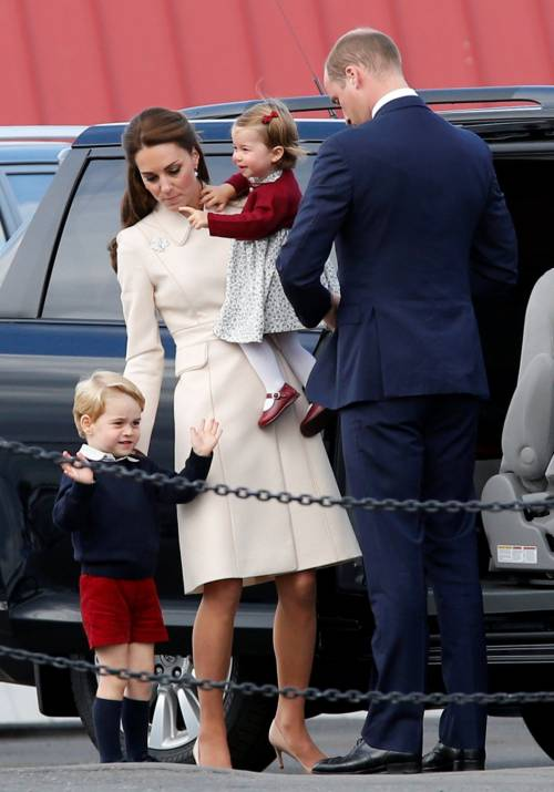 Kate Middleton, gli abiti indossati in Canada 65