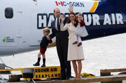 Kate Middleton, gli abiti indossati in Canada 66