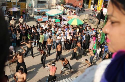 Ashura: la festa delle flagellazioni sciite 5