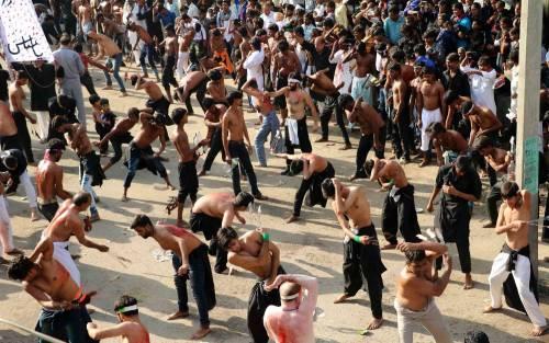 Ashura: la festa delle flagellazioni sciite 4
