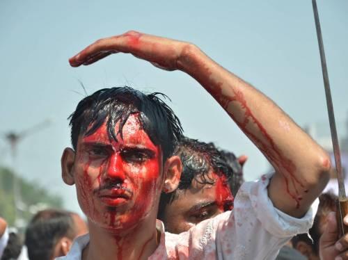 Ashura: la festa delle flagellazioni sciite 8