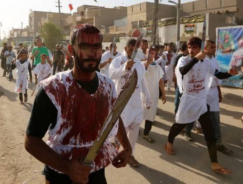 Ashura: la festa delle flagellazioni sciite 15