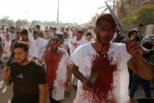 Ashura: la festa delle flagellazioni sciite 14