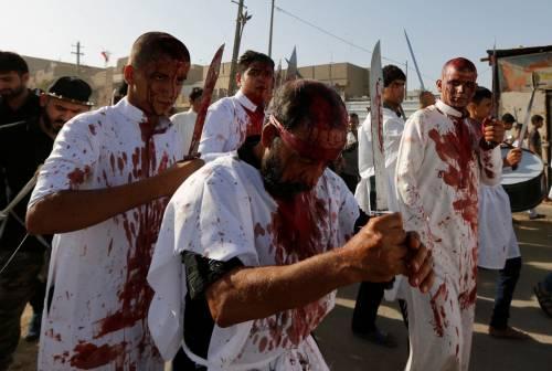 Ashura: la festa delle flagellazioni sciite 13