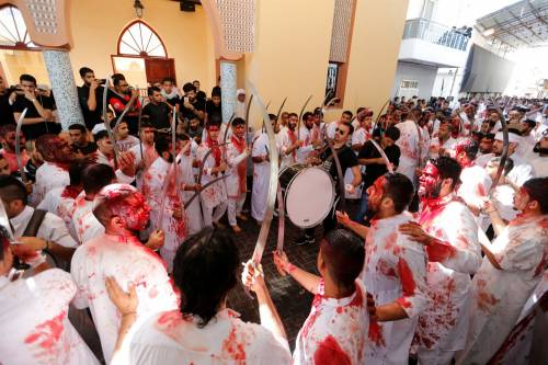 Ashura: la festa delle flagellazioni sciite 16
