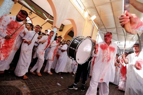 Ashura: la festa delle flagellazioni sciite 17