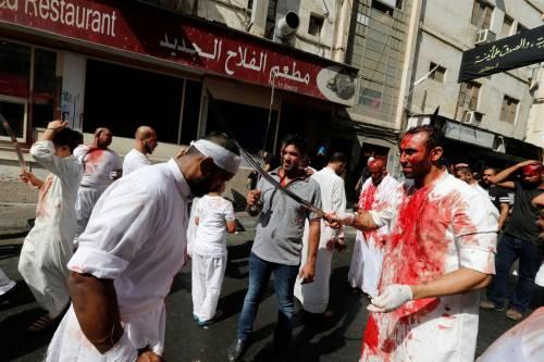 Ashura: la festa delle flagellazioni sciite 18