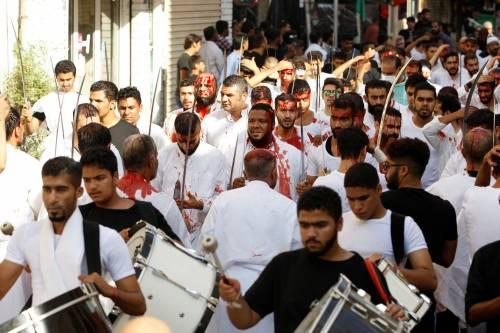 Ashura: la festa delle flagellazioni sciite 19